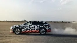 Fahrbericht: Audi E-Tron