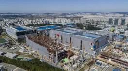 Samsung fertigt erste 7-Nanometer-Wafer mit EUV
