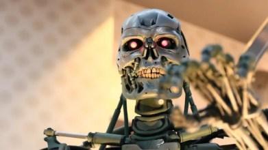 Gefährliche Killerroboter und Antimateriebomben