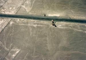 「空」の旅でわかる「ナスカの地上絵」
