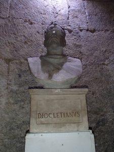 ディオクレティアヌス帝胸像