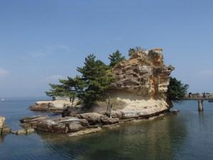国生み神話に登場する淡路のオノコロ島