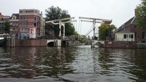 アムステルダムのマヘレ橋