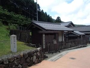 「鯖街道」の熊川宿