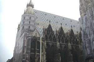 ウィーンの象徴シュテファン寺院