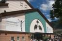 オーバーアマガウの象徴コーフェル山