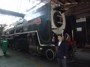 ロボス列車の機関車