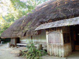 甲賀の旧岡田家屋敷