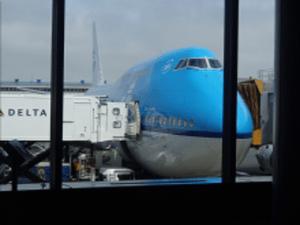 KLMオランダ航空862便