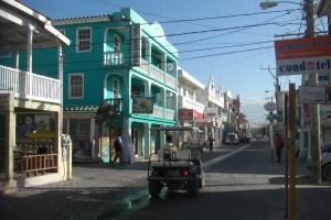 サン・ペドロ市街