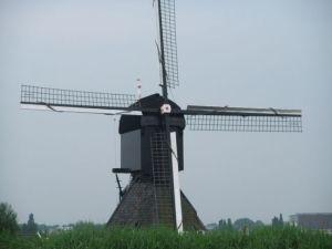 箱型風車から「未来へのメッセージ」