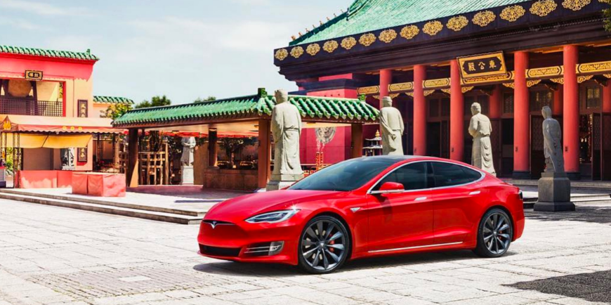 Tesla To Sign MOU For Giant China Factory As Trade War Creates Sense Of Urgency For Musk
