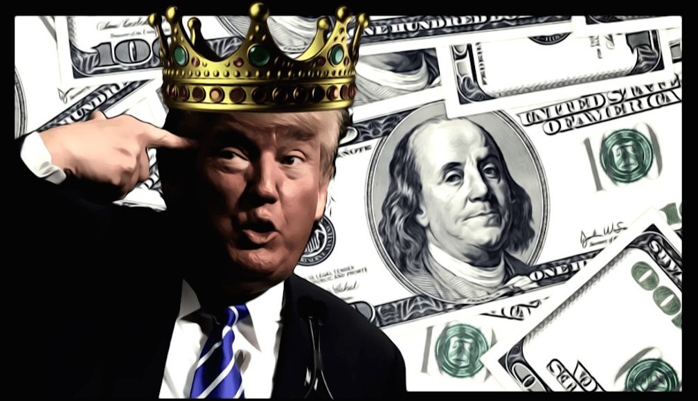 'King Of Debt' Lives Up To Title As Trump Sells Debt At Crisis-Era Pace
