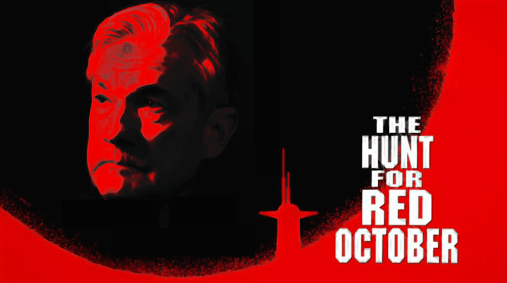 The End Of The Invisible Hand And 'The Hunt For Red October'