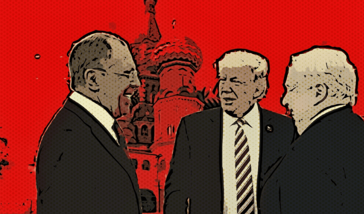 Trump To Lavrov, Kislyak: I'm Not Concerned About Russia Interfering In The Election