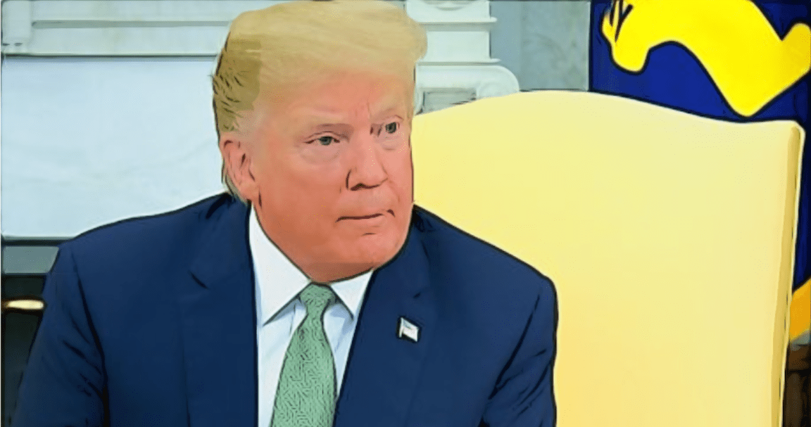 Trump Says He Would Have Solved Brexit Riddle, Is Confused By Beto's 'Crazy' Hands