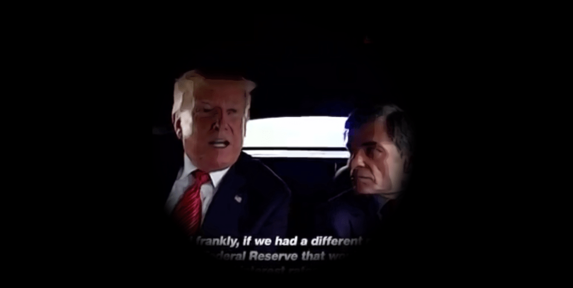 Trump To Stephanopoulos, In The Back Of A Moving Car: Jerome ...