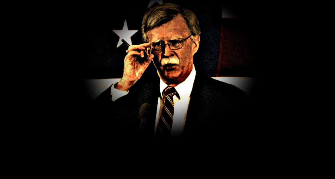 'I Am Prepared To Testify': John Bolton (And His Mustache) Will Appear Before Senate In Impeachment Trial If Subpoenaed