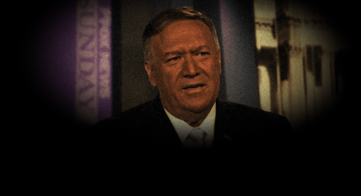 Michael McKinley, Top Pompeo Aide, Tells Lawmakers He Resigned Over Ukraine, Says Diplomats Mistreated