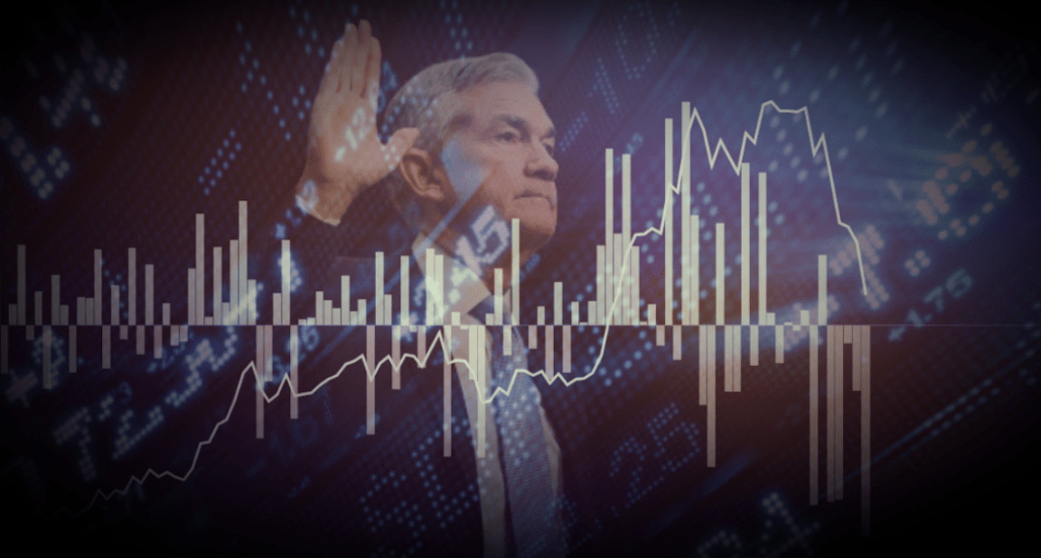 Hours After Being Maligned On Live TV By The President, Jerome Powell Chats With Congress