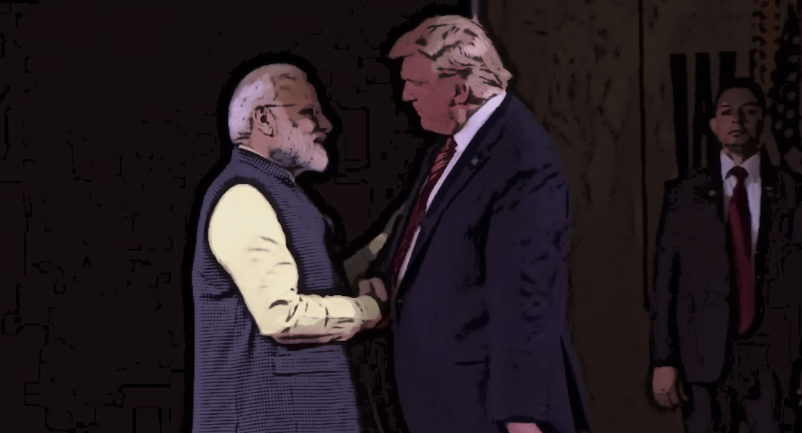 India Weighs New Trump Trade Demand, But Modi Has A Much Bigger Problem: Stagflation