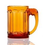 #1591 Elephant Handled Mug