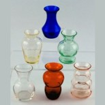 Heisey Favor Vases