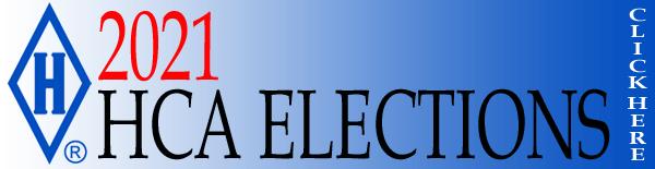 2021 HCA Elections