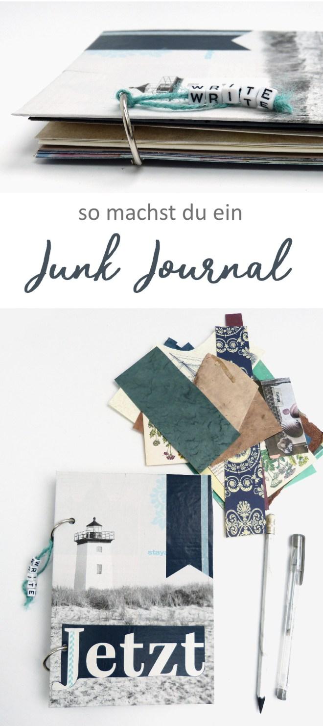DIY Anleitung Junk Journal