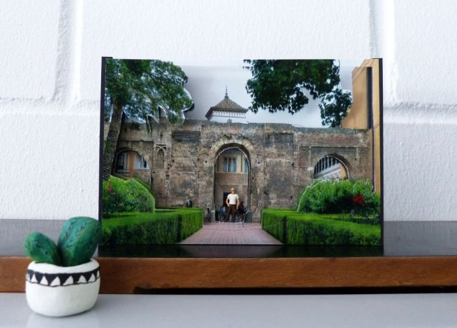 Aus Urlaubsfotos ein 3D Bild erstellen