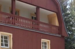 Heizen auf dem Balkon