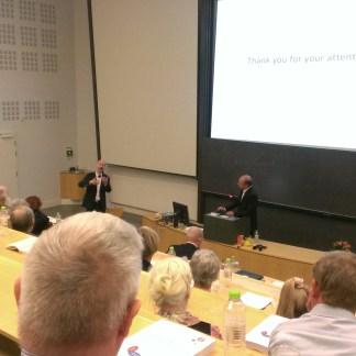 旁聽 doctoral 論文口試答辯與瑞士晚餐   Hej! Copenhagen