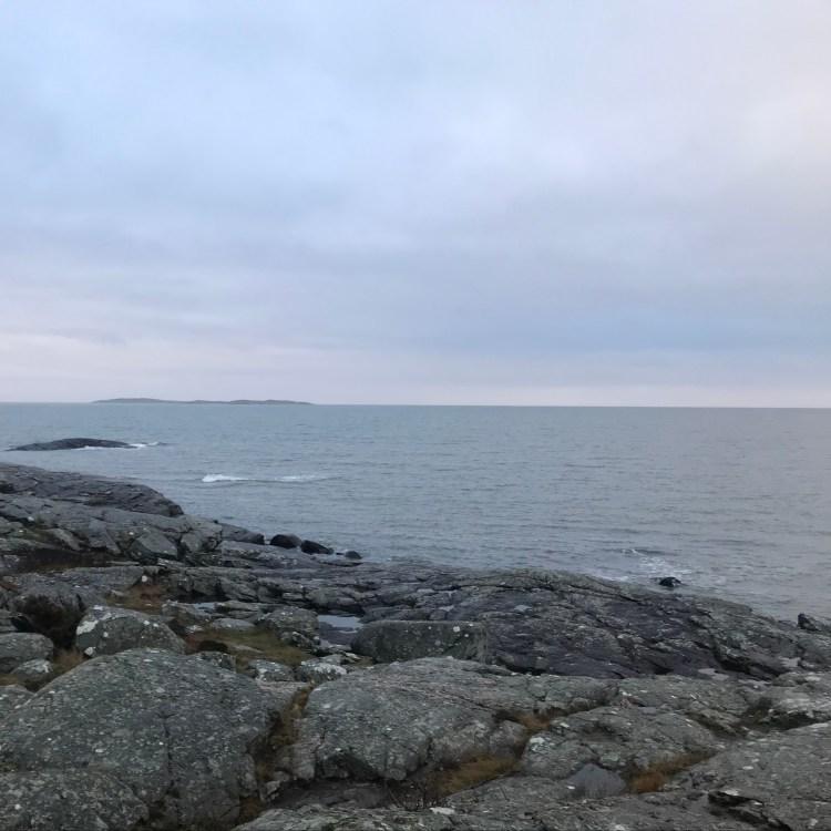 Bild av havet