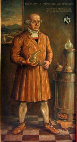 Paracelsus: Physician and Alchemist