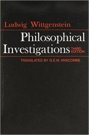 Philosophical Investigations by Ludwig Wittgenstein كتب فلسفية