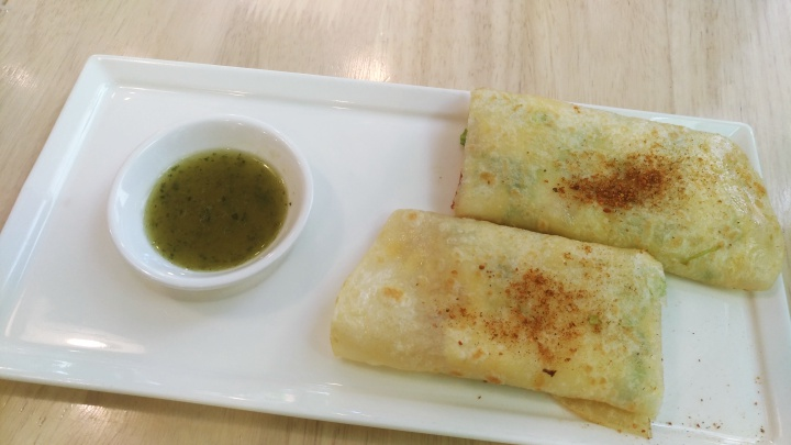 【溜小孩食記】花蓮6吋盤早午餐,市中心的平價早午餐