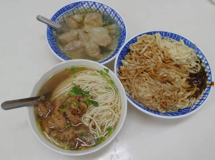 宜蘭小確幸美食,文昌路炸醬麵+西門豆花