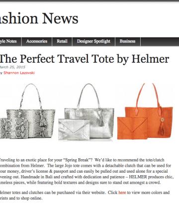 Detroit Fashion Magazine Online