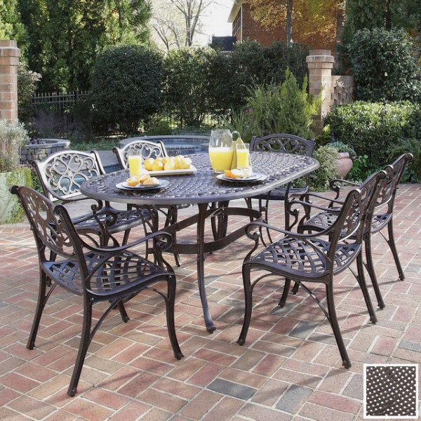 wrought iron patio furniture sets Vintage Outdoor Patio Furniture Sets Garden Table And