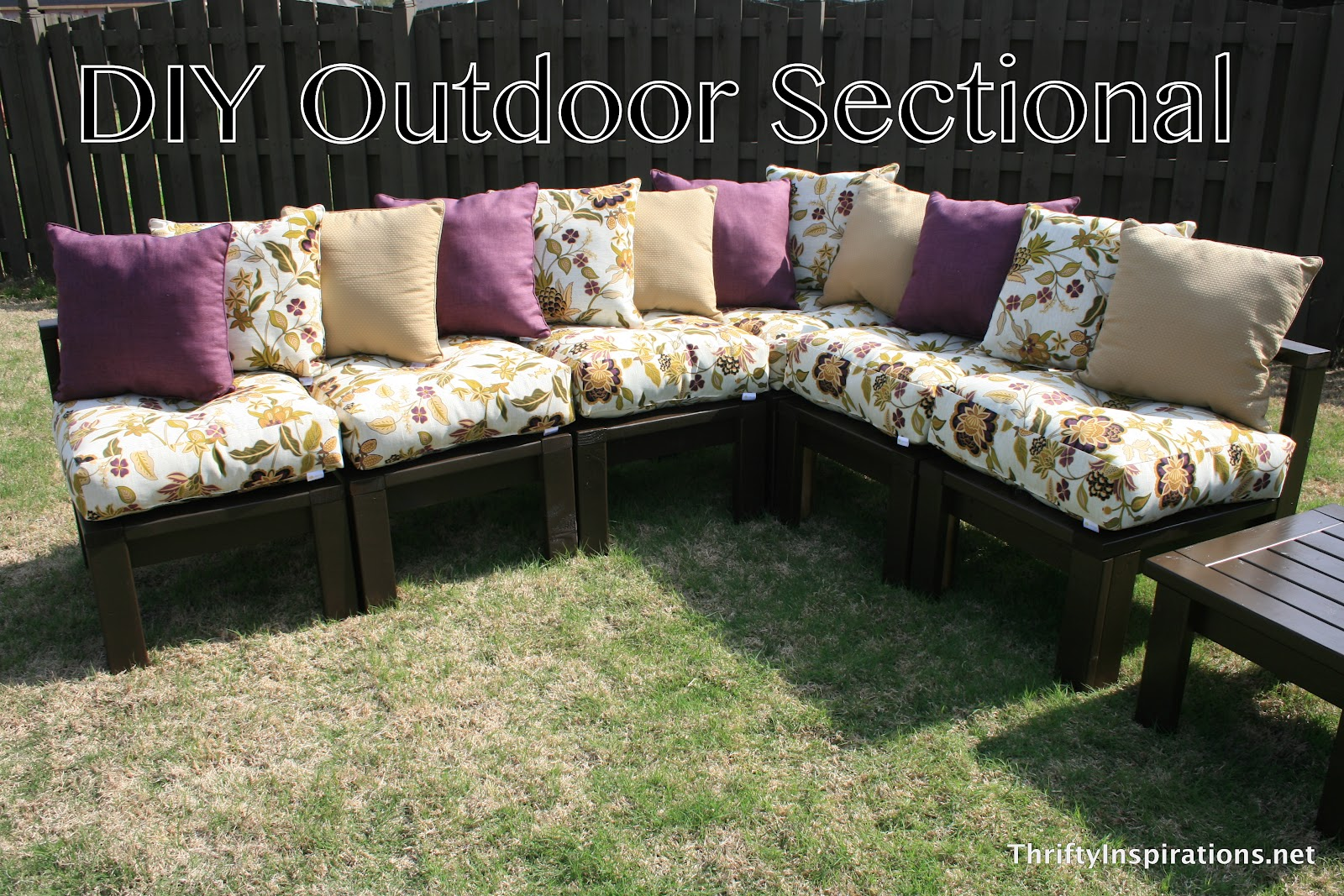Amazing Diy Outdoor Deck With Diy Home Outdoor Projects Outdoor Sectional Patio Furniture By