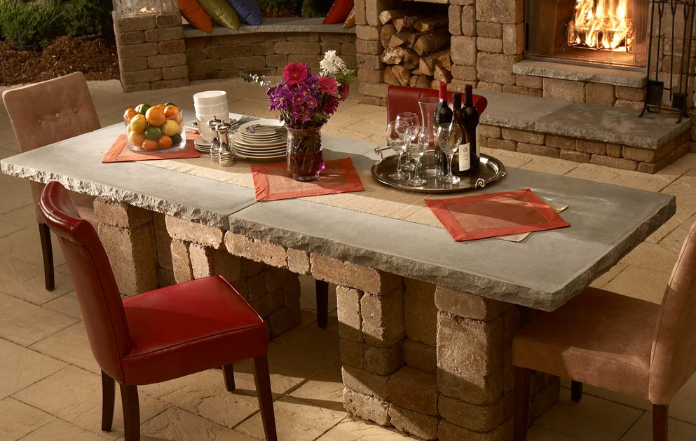 amazing patio furniture dining table