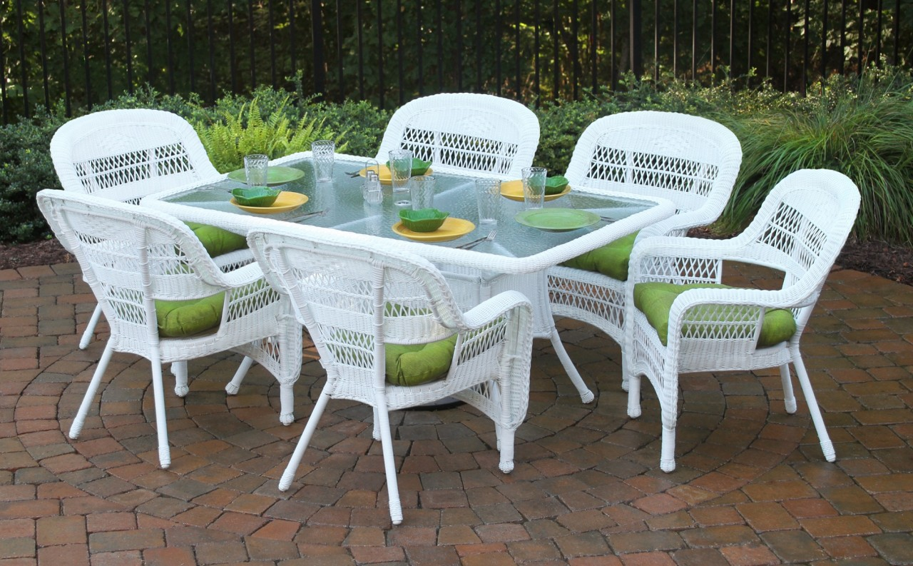 amazing patio furniture white and