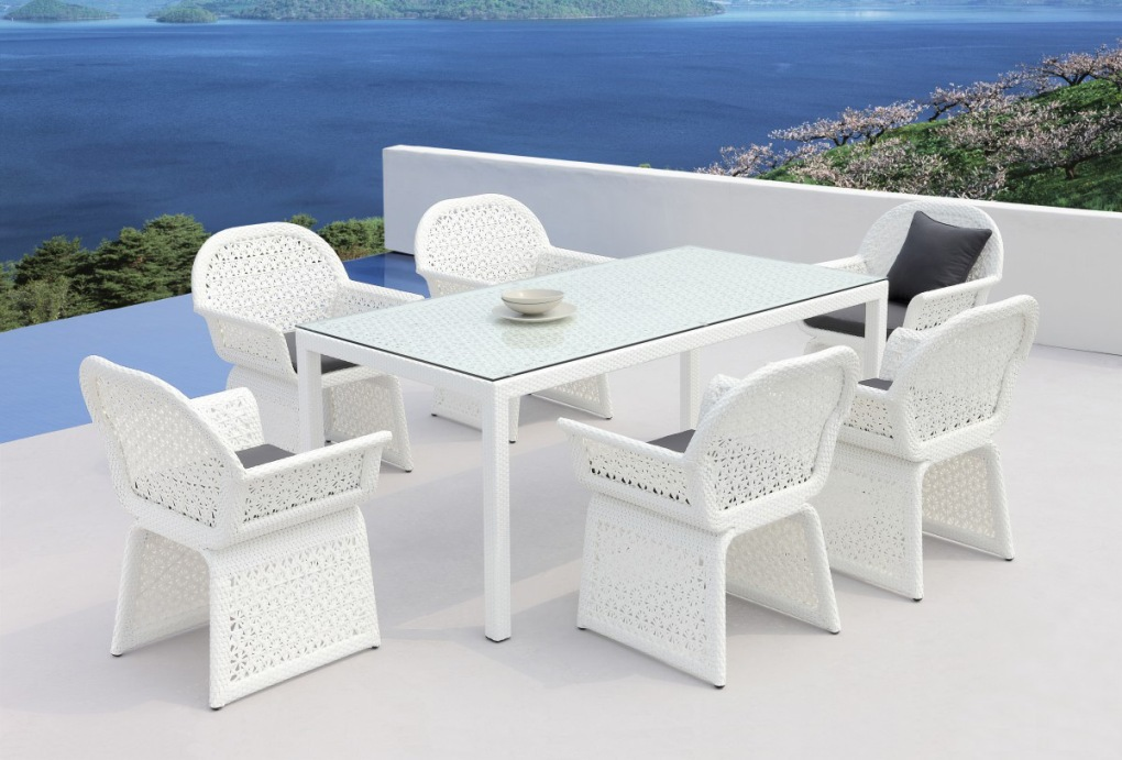 amazing modern patio dining sets and