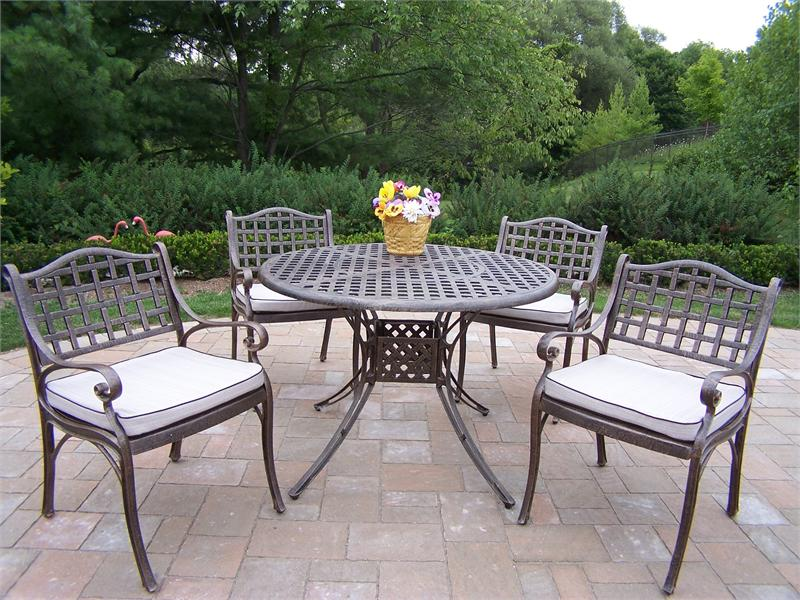 Amazing Outdoor Patio Set Clearance And Metal Furniture