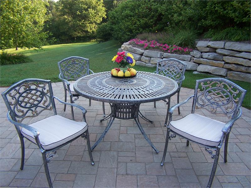 amazing steel patio furniture sets and