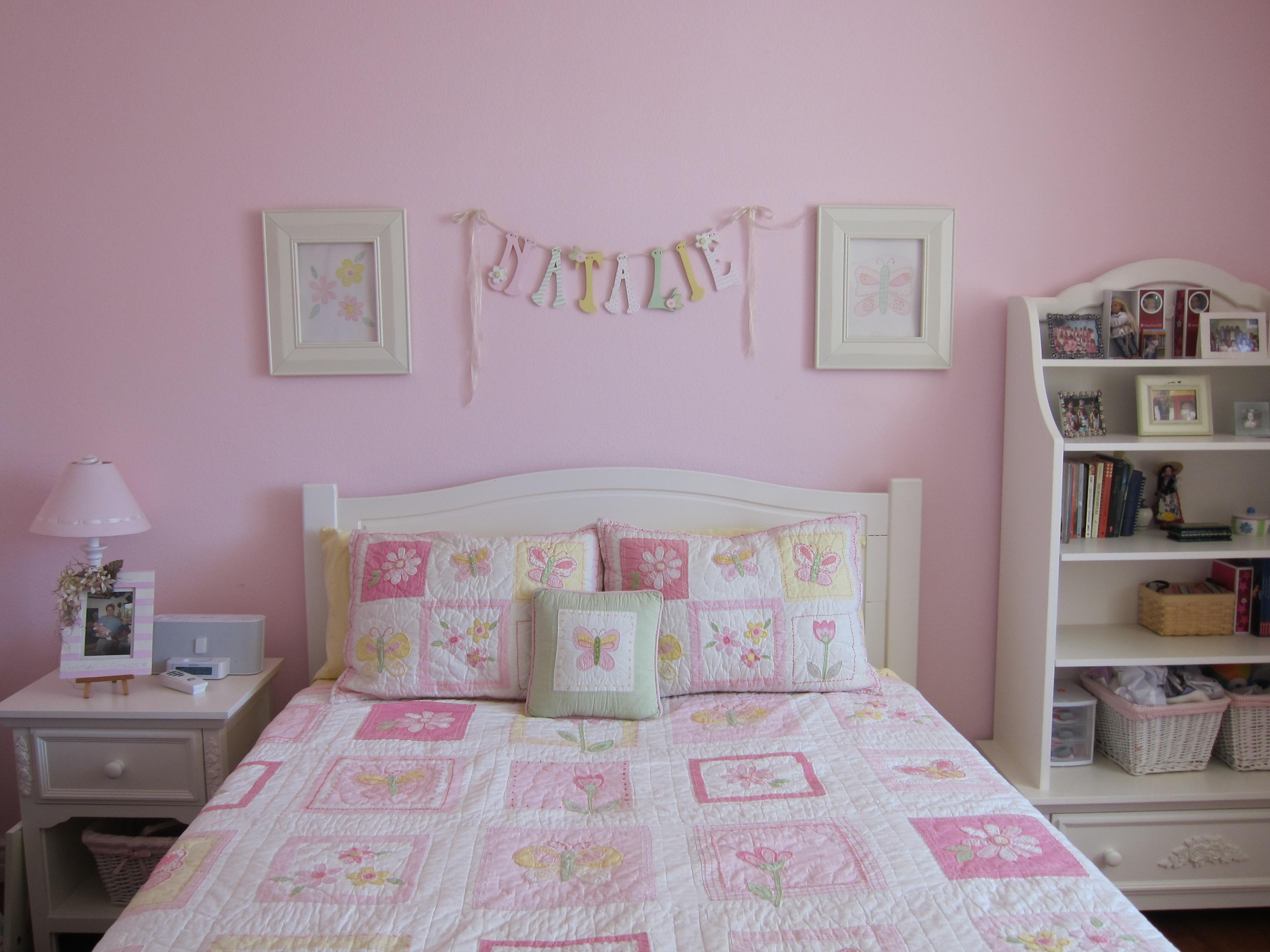 Modern Teenage Girl Bedroom Ideas Light Pink Novocom Top