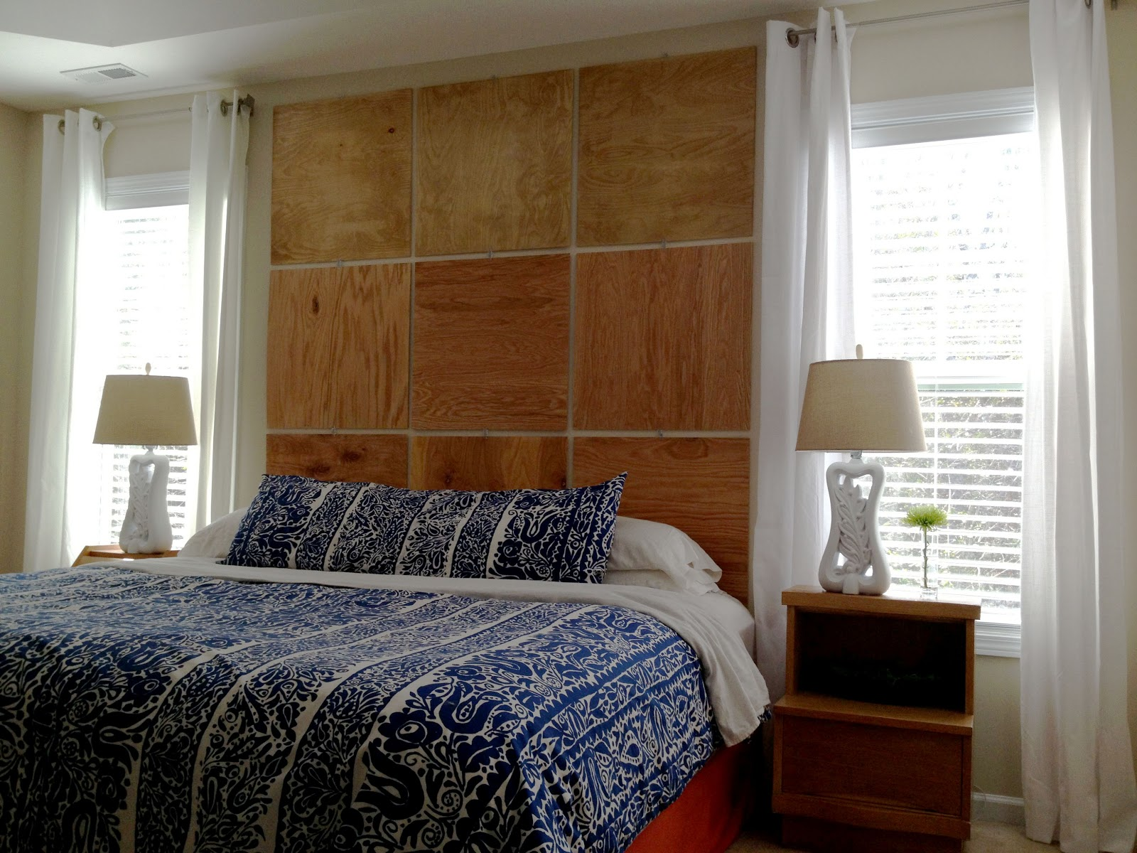 Furniture Stunning Cheap Headboard Design Ideas With Brown ... on Cheap Bed Ideas  id=58348