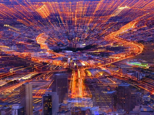 2. City Lights