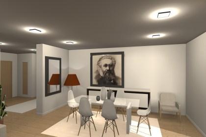 3D Apartamento em Mogadouro