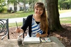 Melissa ~ Lifestyle Portraits | Cleveland, OH Photographer